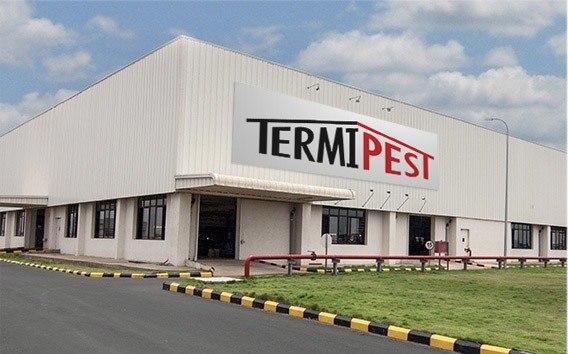 termipest building sign