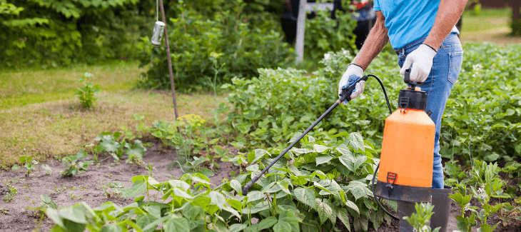 Use Pesticides